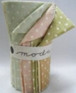 spot fabric with this Moda Dessert Roll